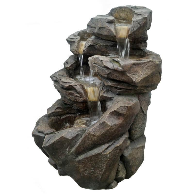 grande fontaine d 39 int rieur et jardin niagara promosenior. Black Bedroom Furniture Sets. Home Design Ideas