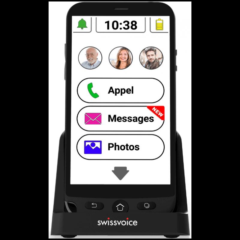Smartphone seniors G50